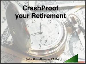 crashproof retirement